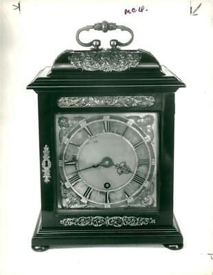 tompion bracket clock sold - Vintage photo