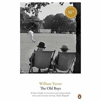 The Old Boys (William Trevor Backlist Novels) - Paperback NEW William Trevor( 20