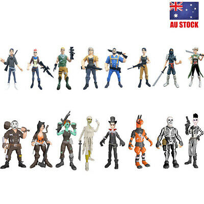 Fortnite Battle Game Royale Save The World Commando Ninja Action Figure Doll Toy