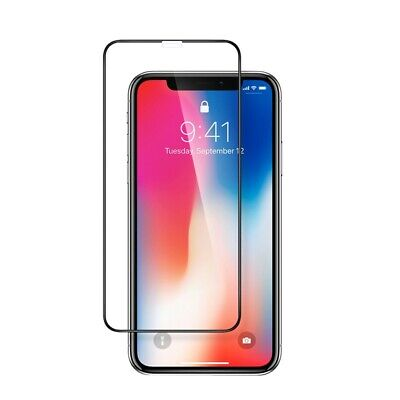 iPhone XR XS XS Max X Tempered Glass Anti Scratch 9H Screen Protector Apple