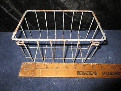 Vtg Soap Sponge Holder Basket Dish from Cast Iron Farmhouse Kitchen Sink Cabinet