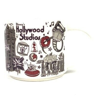 Starbucks Disney Hollywood Studios Been There Series Collection Mug Cup 14oz