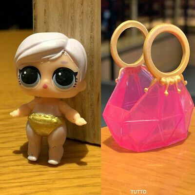 Bag & LOL Surprise LiL Sisters L.O.L.  great baby doll toy SERIES 2 SDUS