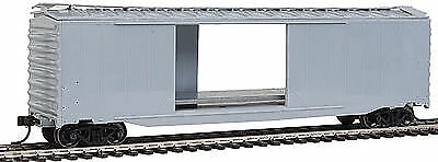 Atlas 20002494 HO Undecorated Postwar 50' Double-Door Boxcar