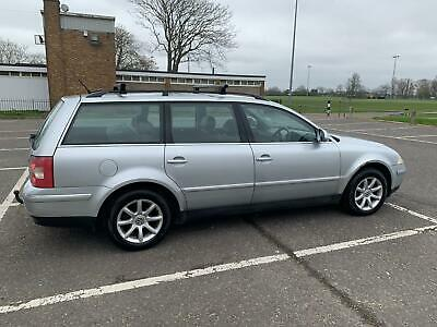 2004 Volkswagen Passat Estate Highline Auto 1.9tdi
