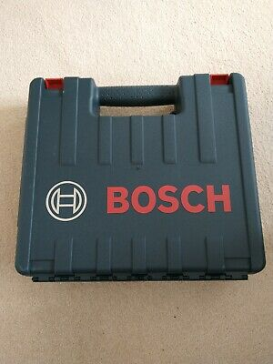 New EMPTY Box Case for BOSCH Professional GSB 120-li, batteries and charger.