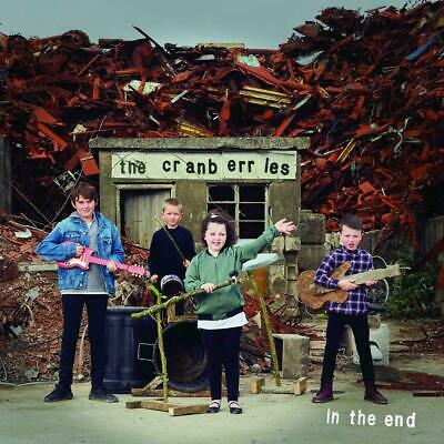 THE CRANBERRIES IN THE END CD (Released Friday April 26th 2019)