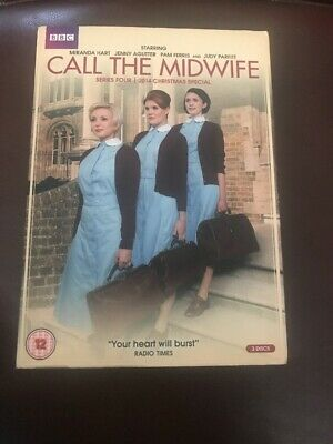Call the Midwife: Series 4 DVD (2015) - DVD