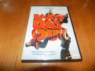 BABYS DAY OUT John Highes Comedy Classic Joe Mantegna DVD SEALED NEW
