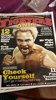 Fighters Only Magazine Issue  47