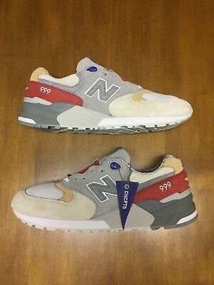 781507ba3079 SIZE 8.5 NEW Balance 999 Concepts Hyannis (Red) M999CP2 -  220.00 ...