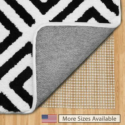 NEW THE ORIGINAL GORILLA GRIP Area Rug Pad Pads Made In USA 5 x 7