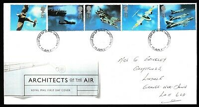GB First Day Covers 1997. Lancaster Cancels. Pick your own.