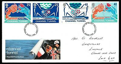GB First Day Covers 1994. Preston Cancels. Pick your own.