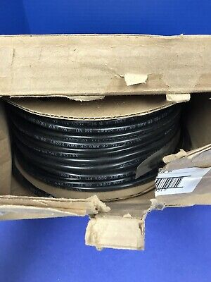 3M 3659/10 Round Jacketed Flat Cable,100' New