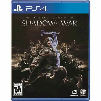 Middle-earth: Shadow of War (PlayStation 4) PS4