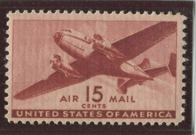 U.S. Stamps Scott #C28 MINT,VLH,F-VF (X534N)