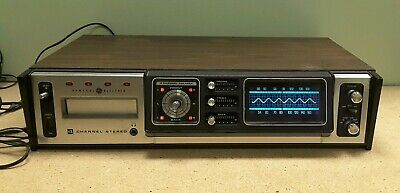 GENERAL ELECTRIC SC4200B 4 Channel Stereo Receiver.. Vintage