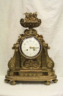 Watch Beurdeley, Period half' '800 / Tabletop Clock/Watch Antique