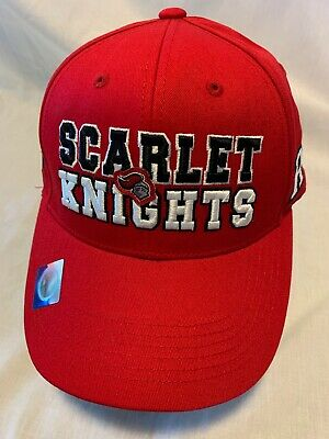 new arrival f7953 7fc6d Rutgers Scarlet Knights Ncaa Top Of The World Teamwork Hat Adj Snapback  Osfm Nwt