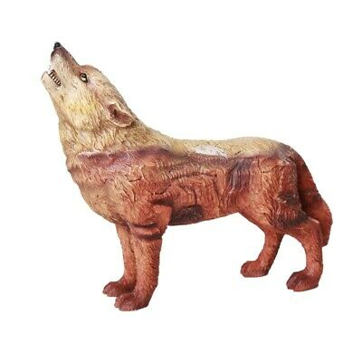 Egif Grand Canyons Native Tribal Howling Wolf Totem Spirit Figurine Fantasy