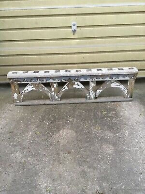 Antique Porch Railing