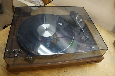 REALISTIC LAB 400 Direct Drive Automatic Turntable