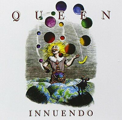 Queen - Innuendo [2011 Remaster] - Queen CD IMVG The Cheap Fast Free Post The