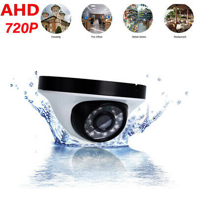 New 3.6mm 24-LED 720P AHD In/Outdoor 150TVL CCTV Security Camera IR Night Vision
