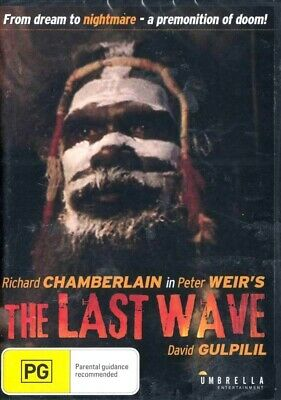 The Last Wave DVD BRAND NEW SEALED