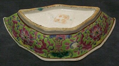 CINA (China): Old and unusual Chinese porcelain bowl
