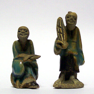 CINA (China): Tang Dynasty (?) ancient Chinese miniature figurine