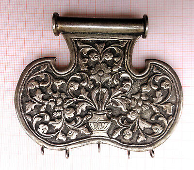 CINA (China): Old and fine Chinese silver pendant