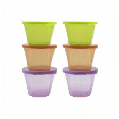 Annabel Karmel by NUK Stackable Storage Containers , Microwave & Freezer...