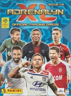 SAINT ETIENNE - CARTE PANINI ADRENALYN XL FOOT 2018 / 2019 - ligue 1