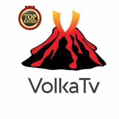 VOLKA pro2 abonnement 12 mois full HD 7000chaines+vod+série/Android.mag.m3u.vlc