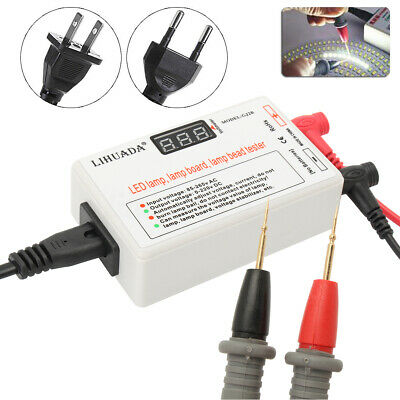 0-220V Output Multipurpose Smart LED Lamp LCD TV Backlight Tester Repair