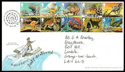 GB First Day Covers 1999 - 2003 Special Handstamps Fine Condition. Pick Your Own
