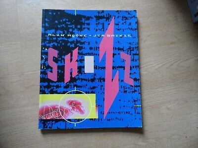 Skizz : Alan Moore and Jim Baikie.  1st edition, 1989, first impression.