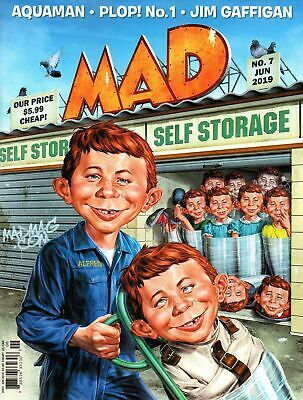 Mad Magazine #7 (June 2019)