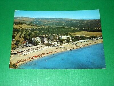 Cartolina Copanello Lido ( Catanzaro ) - Scorcio panoramico 1968