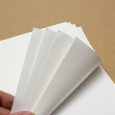5pcs Sheets A4 Inkjet Iron On Paper Transfer T Shirt Paper For Light Fabrics HZ