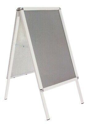 A Board Pavement Sign 20 x 30 Inch Snap Frame
