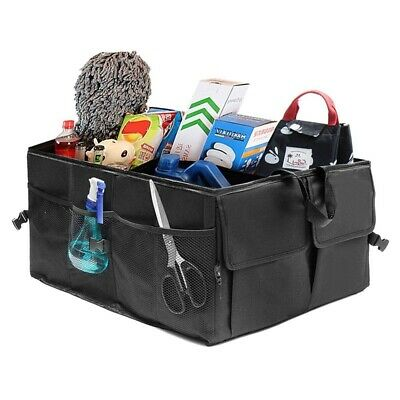 Car Trunk Organizer - Storage with Straps by Drive Auto Products (New)