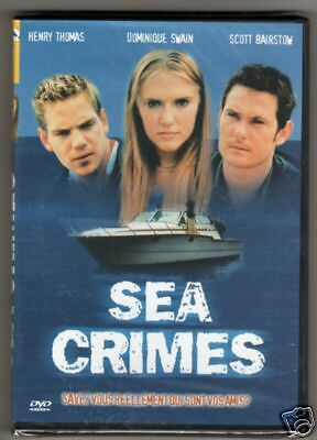 Sea Crimes -Dead In The Water - Dvd Neuf Sous Blister
