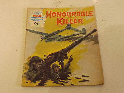 WAR PICTURE LIBRARY NO 824 !,dated 1973 !,GOOD for age,great 46 !YEAR OLD issue.