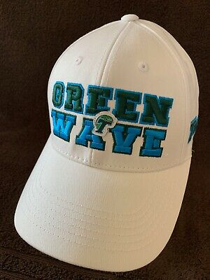 separation shoes 654d1 60a28 Tulane Green Wave Ncaa Top Of The World Teamwork Hat Cap Adj Snapback Osfm  Nwt