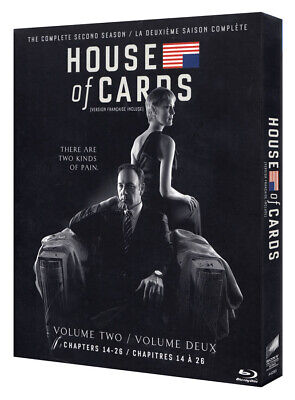 House Of Cards (The Complete Second Season) (Blu-Ray) (Boxset) (Biling (Blu-Ray)