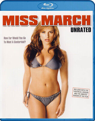 Miss March (Unrated Fully Exposed Edition) (Blu-Ray) (Blu-Ray)