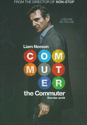 The Commuter (Bilingual) (Dvd)